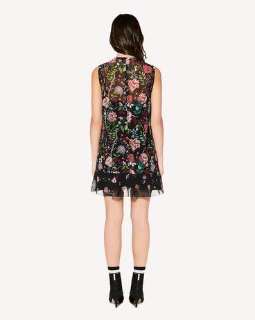 REDValentino SR3VAG054AN 0NO Printed Dresses_NONUSARE Woman r