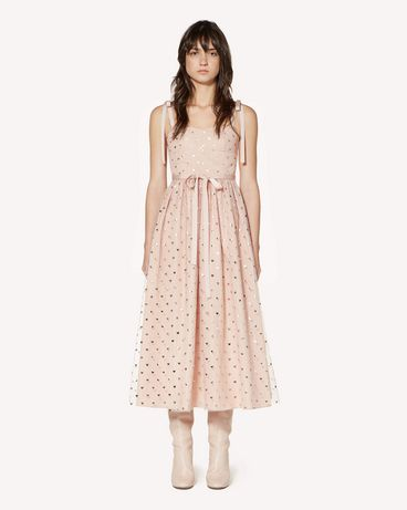 REDValentino SR3VA03L4CJ N17 Long dress Woman f