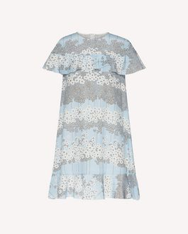 REDValentino Short dress Woman SR3KDA534GJ JZM a