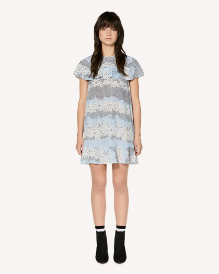 REDValentino Short dress Woman SR3VAF154A1 GE5 f