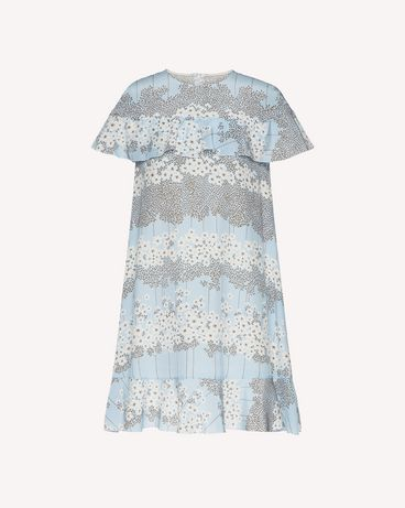 REDValentino SR3VAF154A1 GE5 Printed dress Woman a