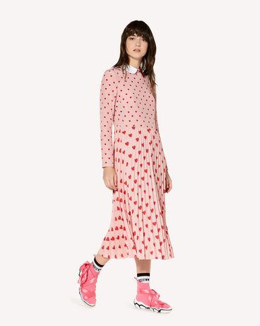 REDValentino SR3VAF254AH 517 Long and midi dresses Woman d