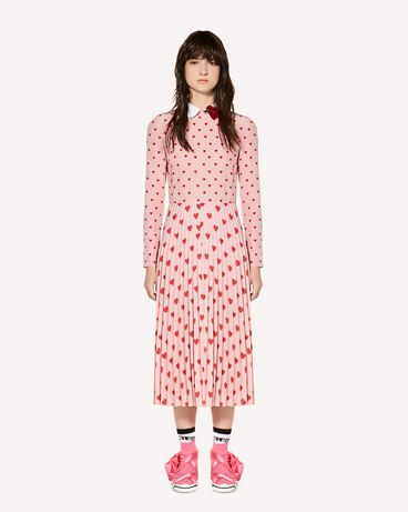 REDValentino SR3VAF254AH 517 Long and midi dresses Woman f