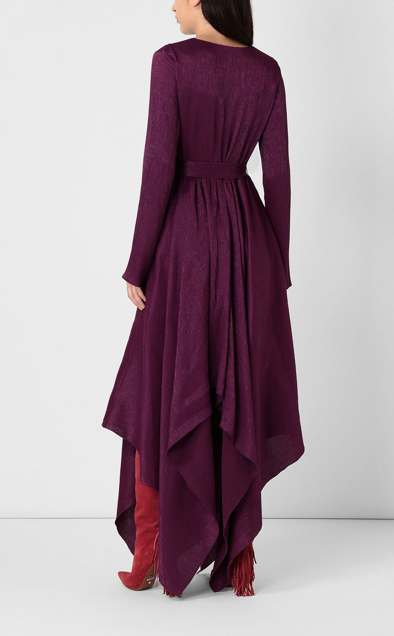 JUST CAVALLI Full-length high-low dress Dress Woman a
