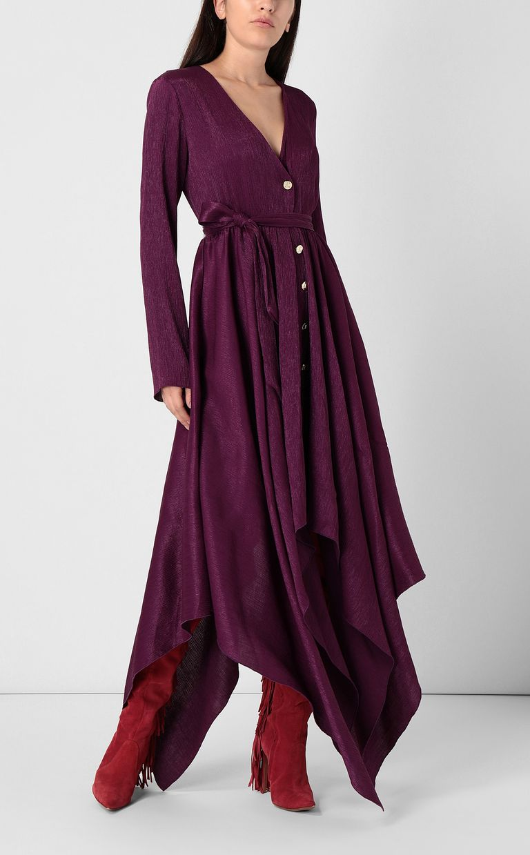 JUST CAVALLI Full-length high-low dress Dress Woman d