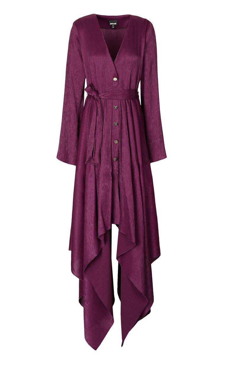 JUST CAVALLI Full-length high-low dress Dress Woman f