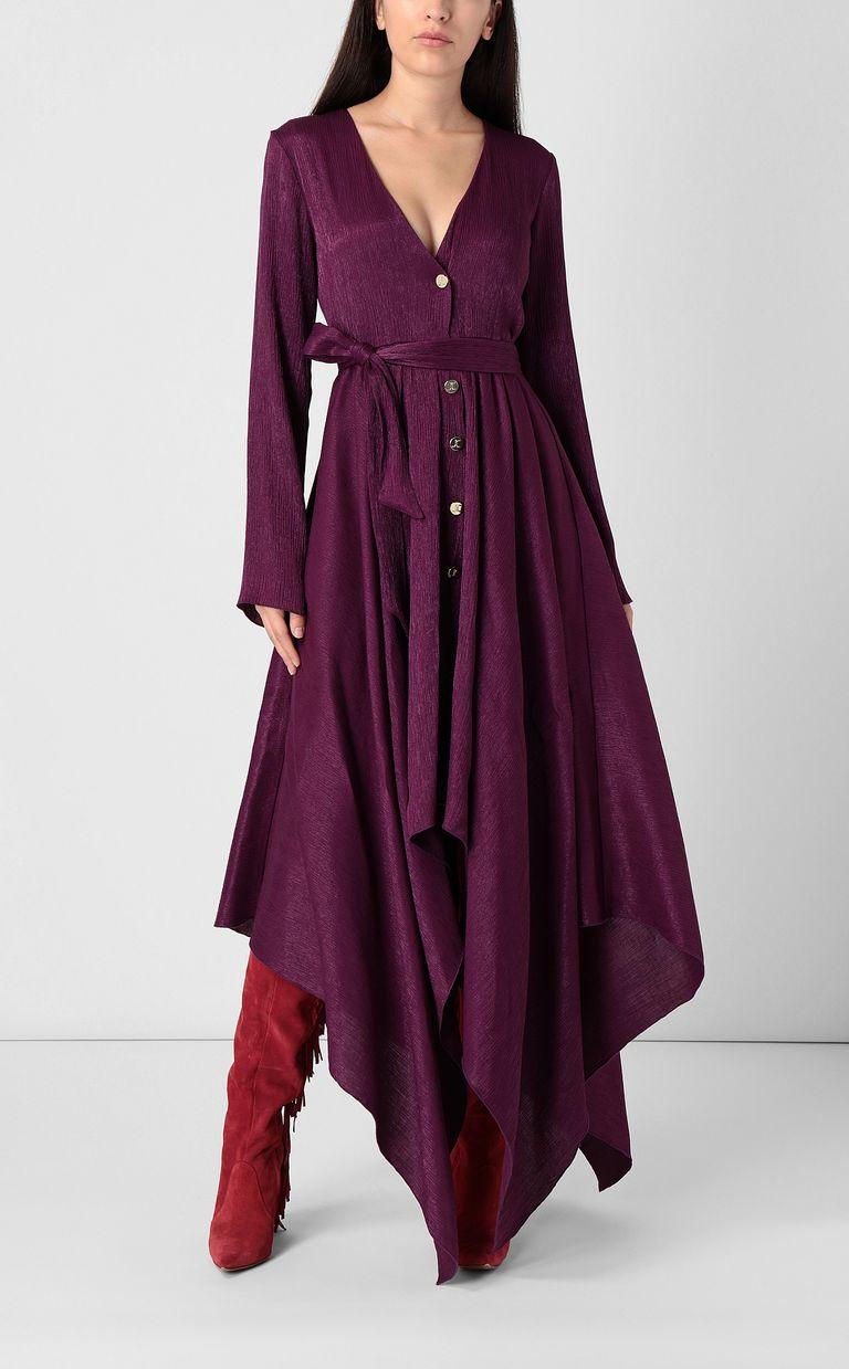 JUST CAVALLI Full-length high-low dress Dress Woman r