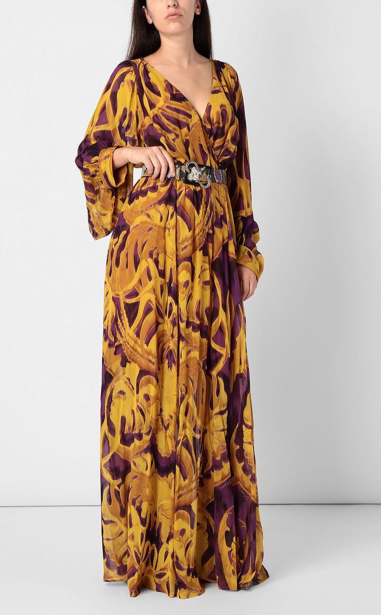 "JUST CAVALLI Full-length ""Jungle-Deco'"" dress Dress Woman d"
