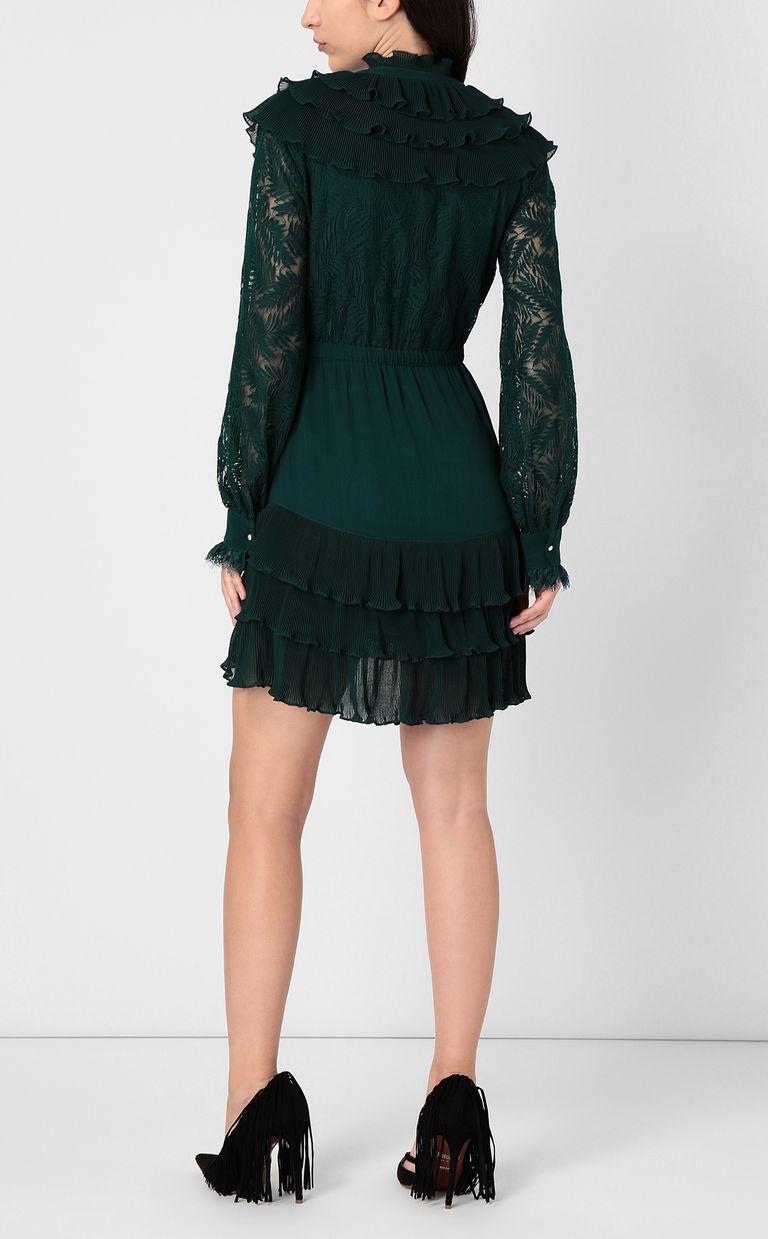 JUST CAVALLI Short lace dress Dress Woman a