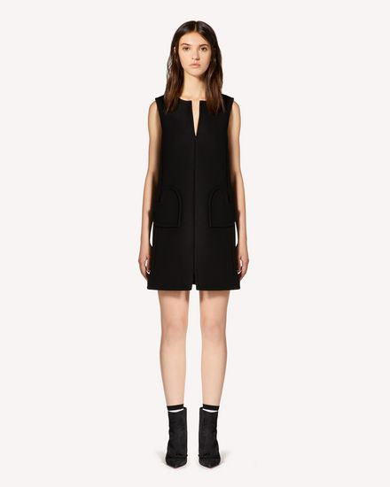 REDValentino Short dress Woman SR3VAI45497 0NO f