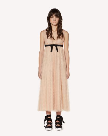 REDValentino SR3VAF65428 N17 Long and midi dresses Woman f