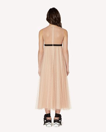 REDValentino SR3VAF65428 N17 Long and midi dresses Woman r
