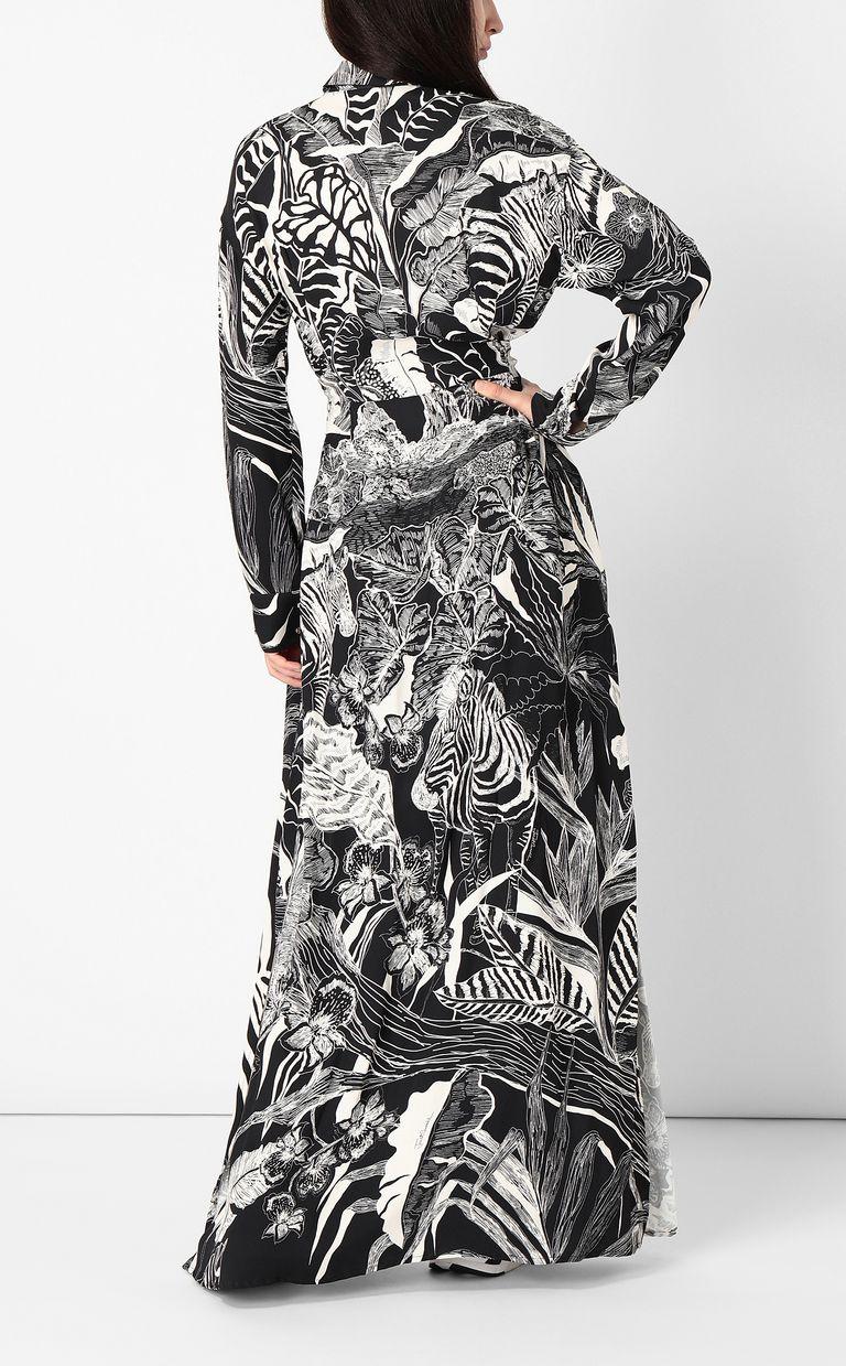 """JUST CAVALLI """"Polynesian-Jungle"""" print dress Dress Woman a"""