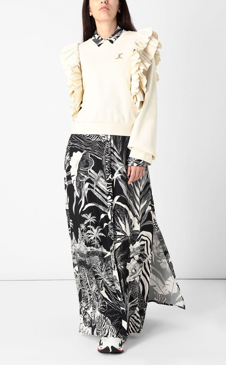 """JUST CAVALLI """"Polynesian-Jungle"""" print dress Dress Woman d"""
