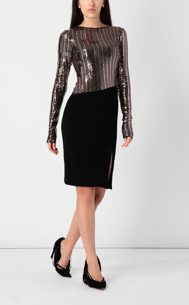 JUST CAVALLI Dress with spangles Dress Woman d