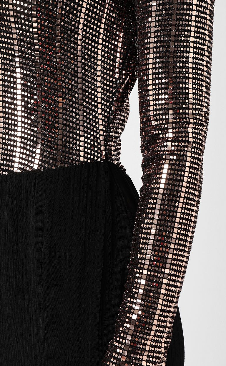 JUST CAVALLI Dress with spangles Dress Woman e