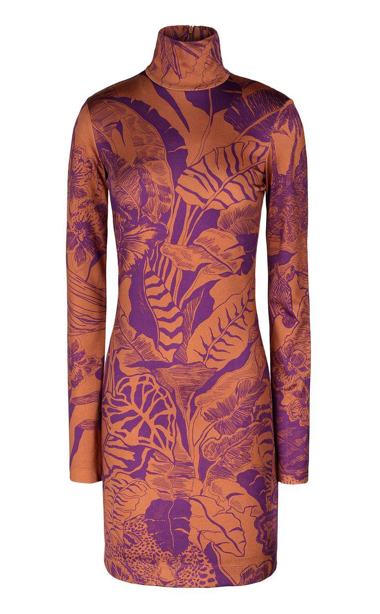 """JUST CAVALLI """"Polynesian-Jungle"""" print dress Dress Woman f"""