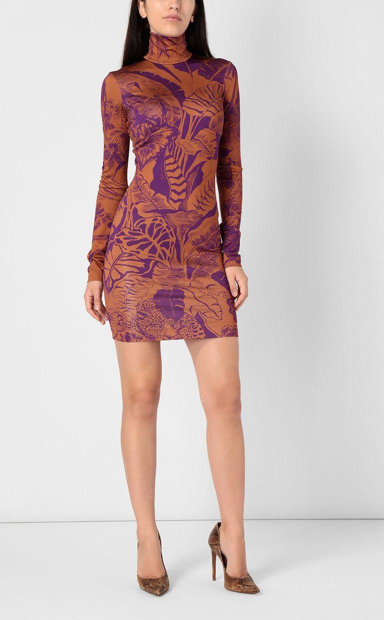 """JUST CAVALLI """"Polynesian-Jungle"""" print dress Dress Woman r"""
