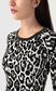 JUST CAVALLI Leopard-spot dress Dress Woman e