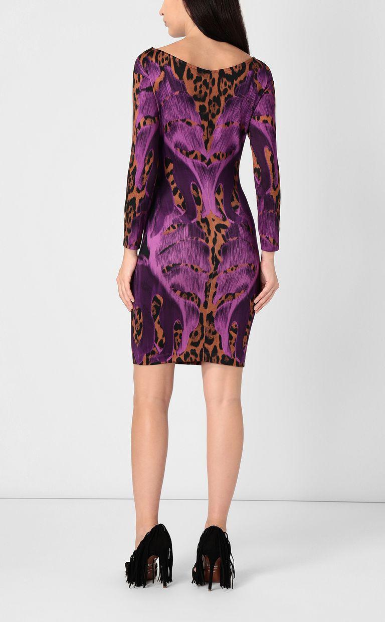"""JUST CAVALLI """"Jungle-Deco'""""-print dress Dress Woman a"""