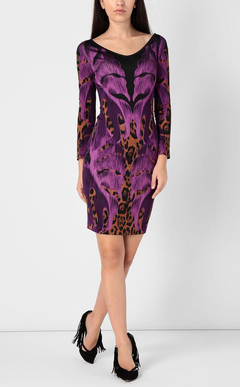 """JUST CAVALLI """"Jungle-Deco'""""-print dress Dress Woman d"""