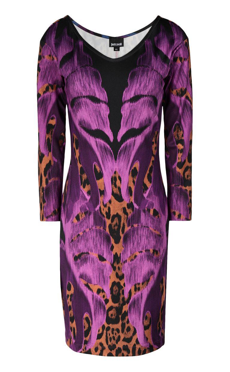 """JUST CAVALLI """"Jungle-Deco'""""-print dress Dress Woman f"""