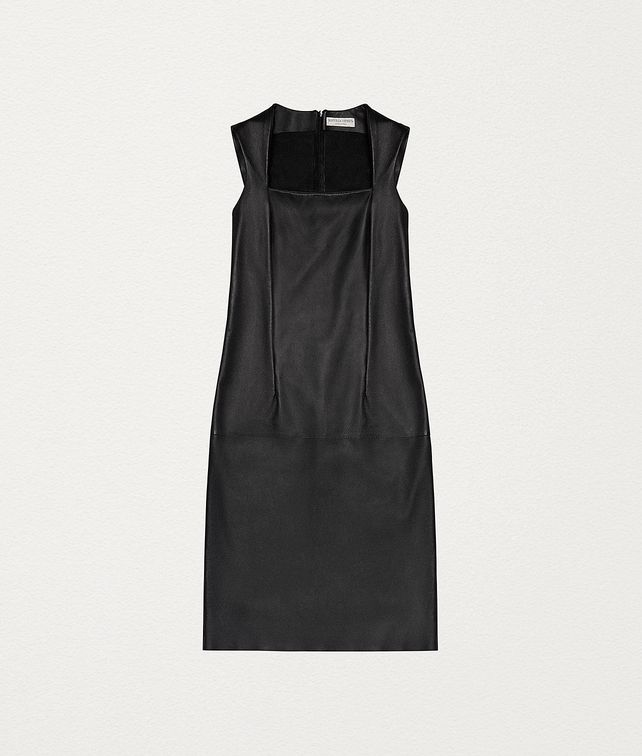 BOTTEGA VENETA DRESS IN NAPPA Dress Woman fp