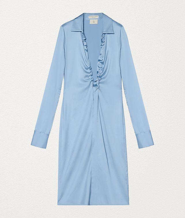 BOTTEGA VENETA DRESS IN SATIN Dress Woman fp