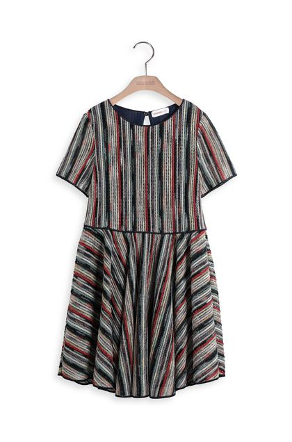 MISSONI KIDS Abito Blu scuro Donna - Retro