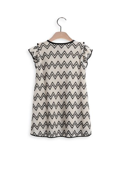 MISSONI KIDS Dress Beige Woman - Front