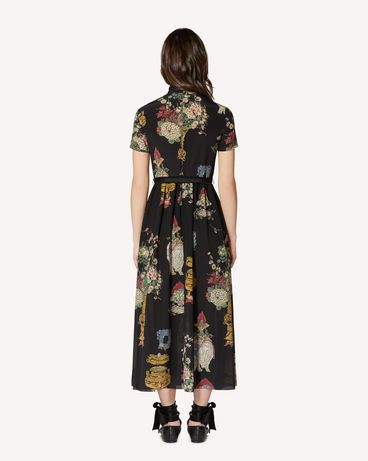 REDValentino SR0VAI354HP 0NO Long and midi dresses Woman r