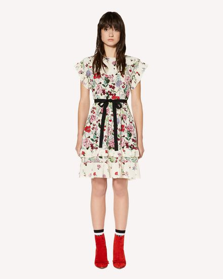 REDValentino Short dress Woman SR3VAG404AM 031 f