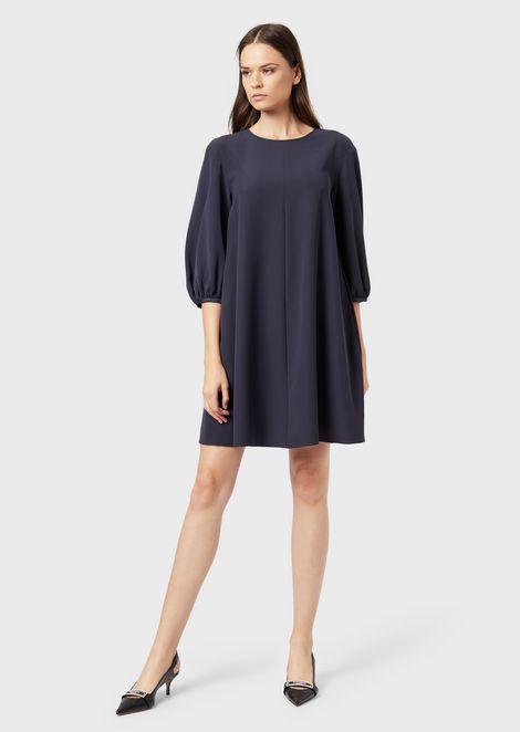 a61890c3abfac0 Kleider für Damen | Lang und Kurz | Emporio Armani