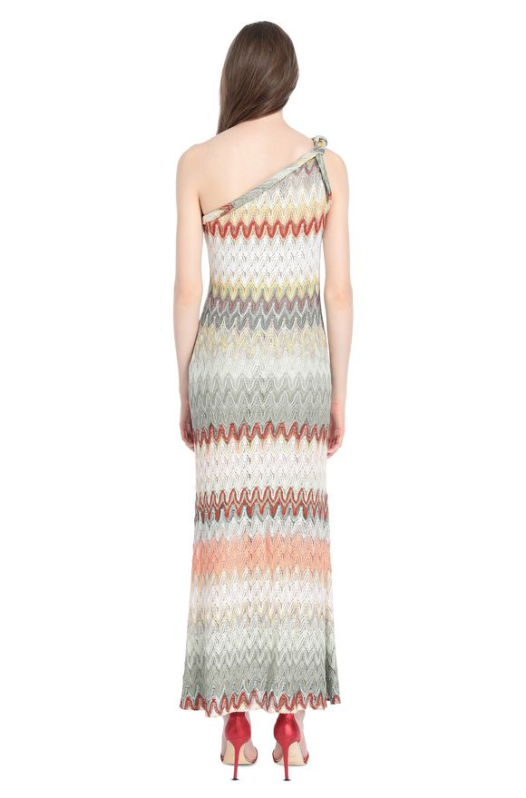 MISSONI Langes Kleid Damen, Ansicht ohne Model