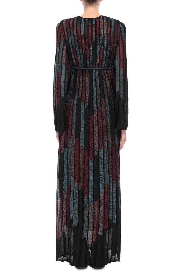 M MISSONI Vestido largo Mujer, Vista lateral