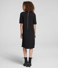 KARL LAGERFELD Snap-Side Dress 9_f
