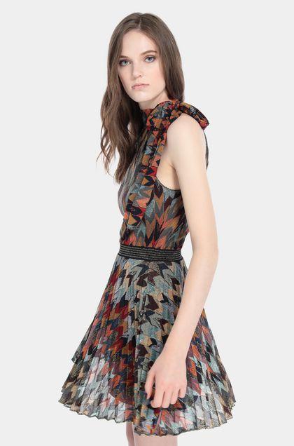 MISSONI Платье Баклажановый Для Женщин - Передняя сторона