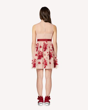 REDValentino SR0VA05B4KM PE0 Short dress Woman r
