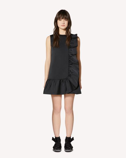 REDValentino Short dress Woman SR0VAH354H6 0NO f
