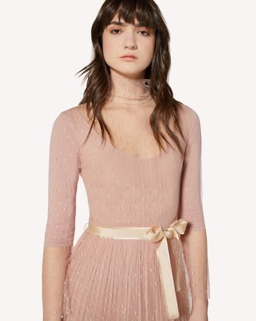 REDValentino SR0VAI20428 KS0 Long and midi dresses Woman e