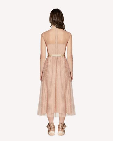 REDValentino SR0VAI20428 KS0 Long and midi dresses Woman r