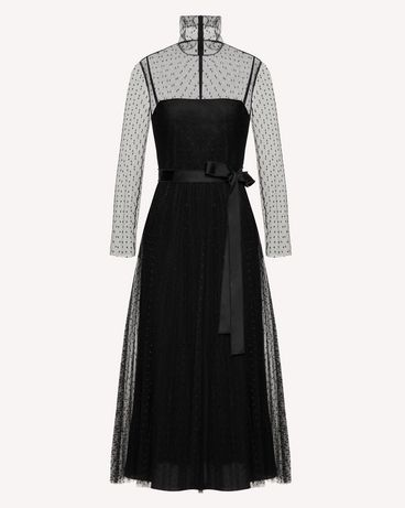 REDValentino SR0VAI20428 0NO Long dress Woman a