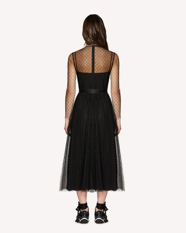 REDValentino SR0VAI20428 0NO Long and midi dresses Woman r