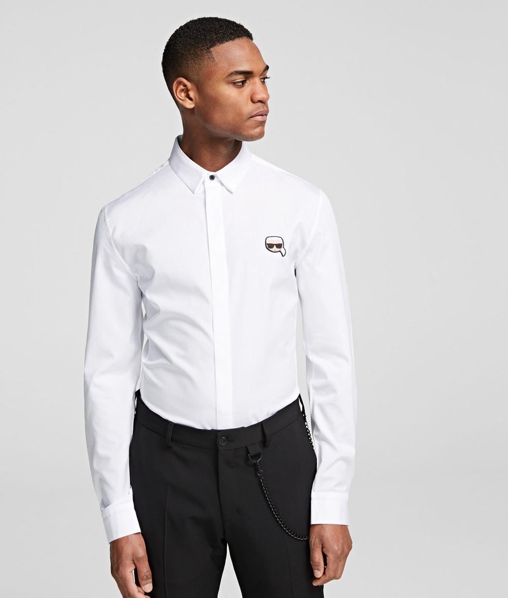 KARL LAGERFELD K/Ikonik Shirt Shirt Man f
