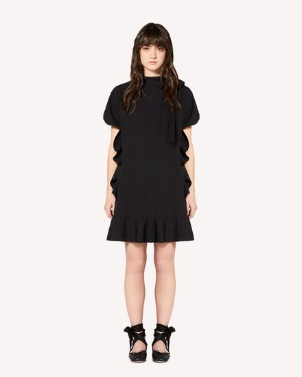REDValentino Short dress Woman SR0VAJ500F1 0NO f