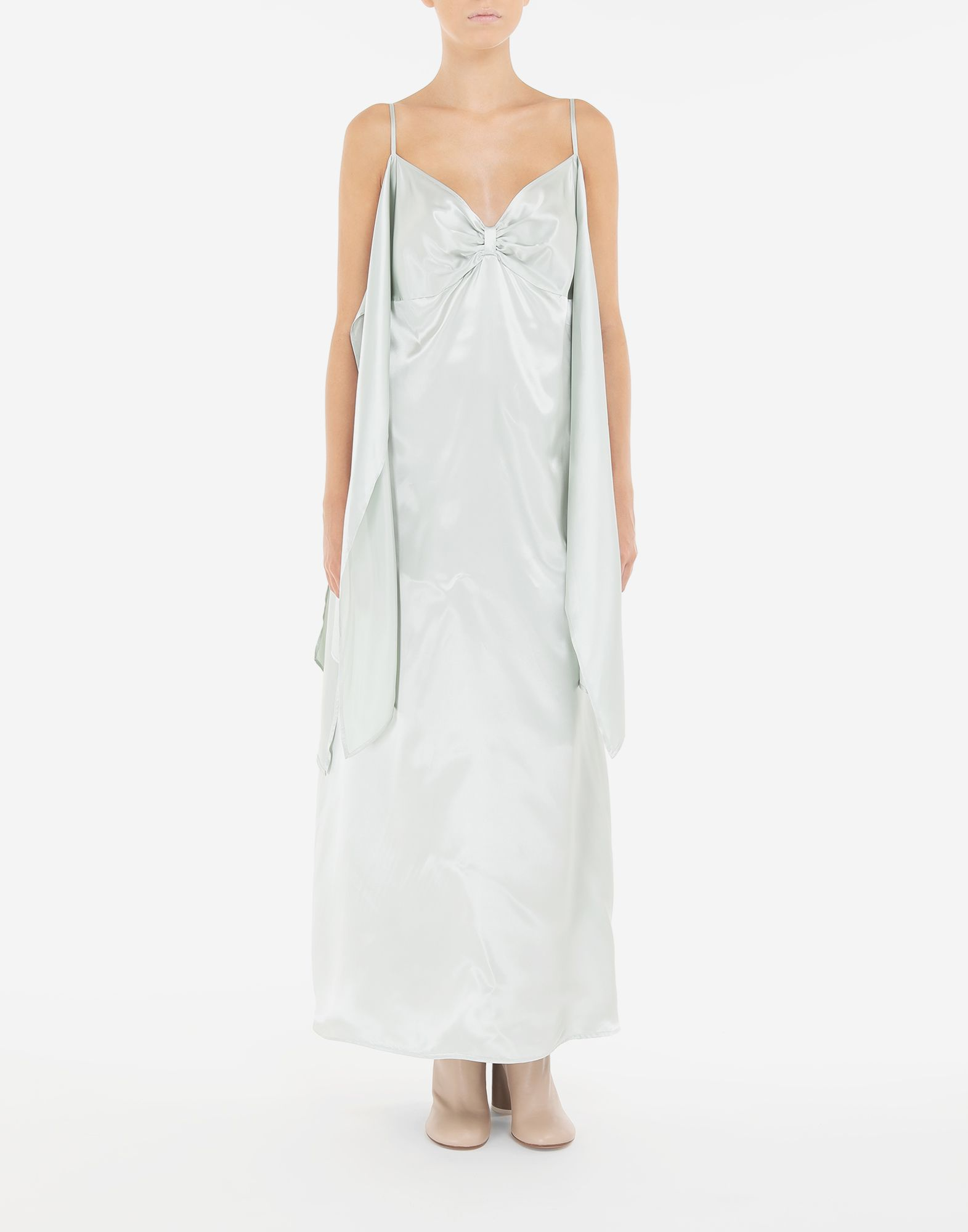 MM6 MAISON MARGIELA Multi-wear satin dress Dress Woman d