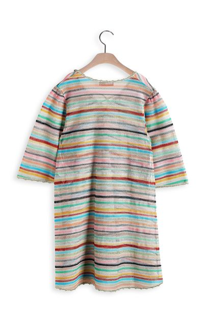 MISSONI KIDS Dress Azure Woman - Front