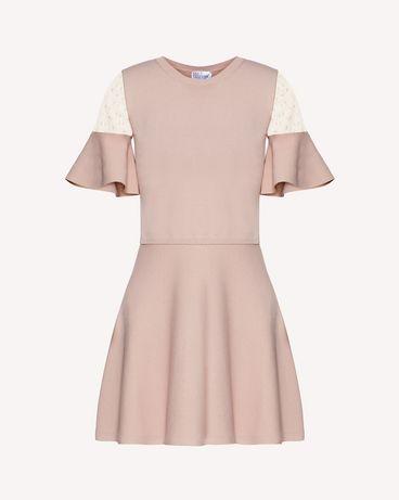 REDValentino SR0KDB084NW KS0 Short dress Woman a