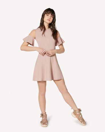 REDValentino SR0KDB084NW KS0 Knit Dresses_NONUSARE Woman d