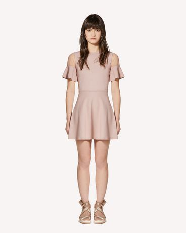REDValentino SR0KDB084NW KS0 Knit Dress Woman f